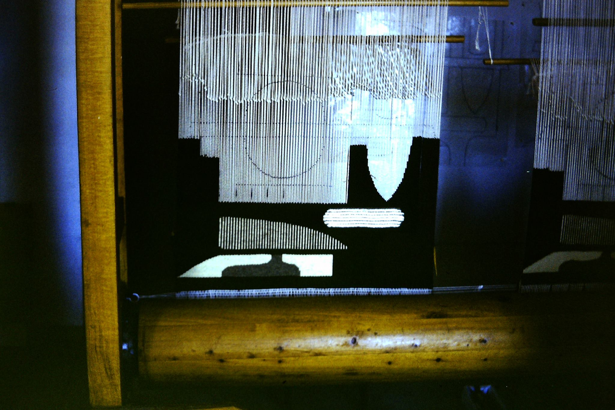 Tapestry weaving, 1980, France, toultouline.com