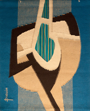 Daniel Drouin tapestry