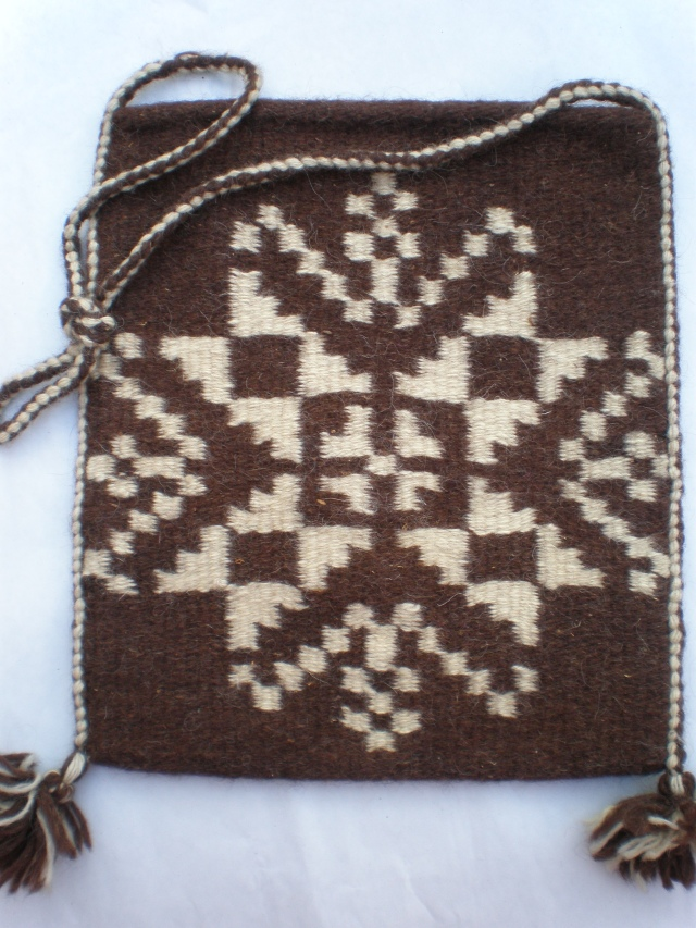 Greek bag, woven in Kerasochori, Greece