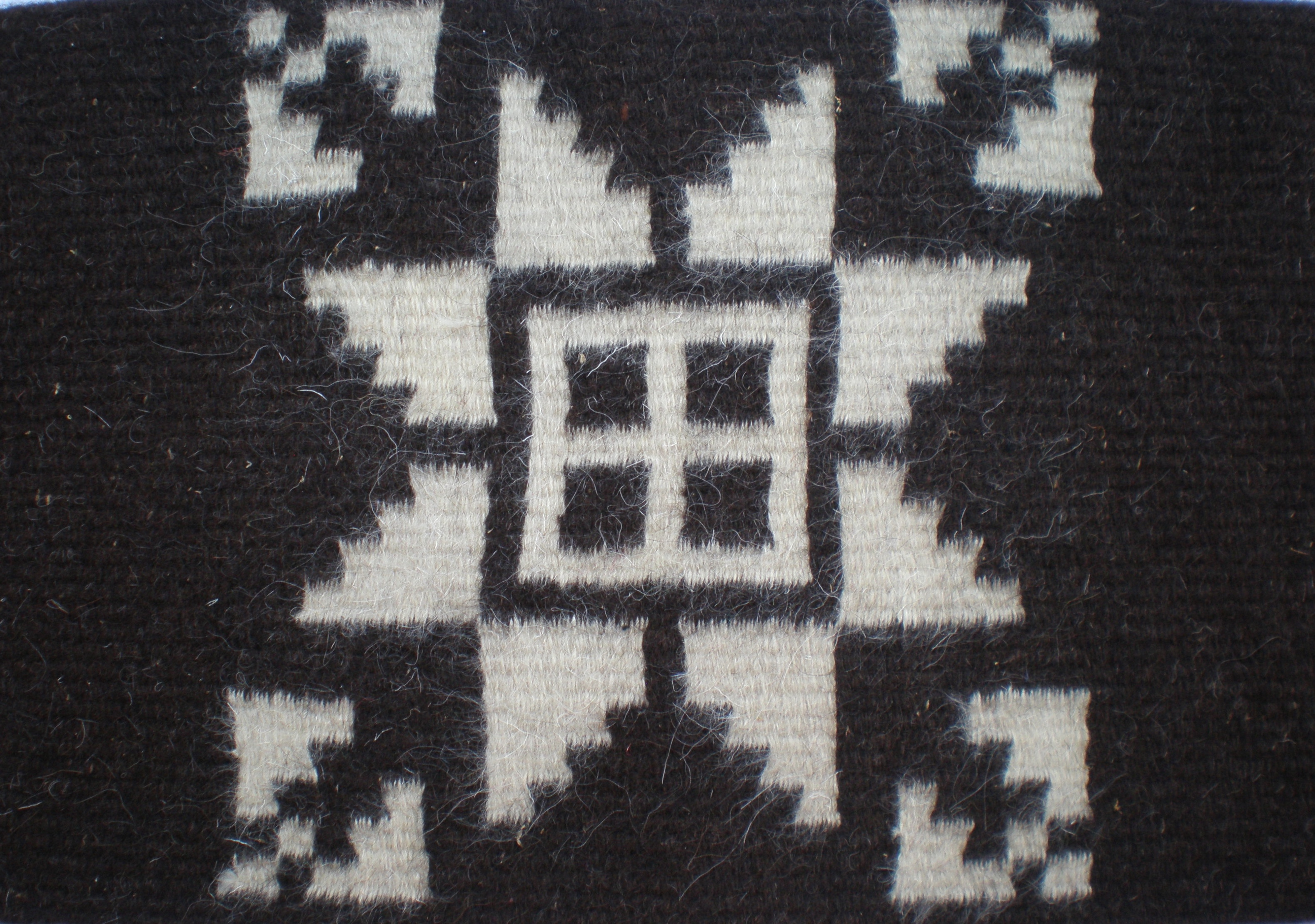 Woven in Kerasochori, Evrytania, Greece, 1978-79
