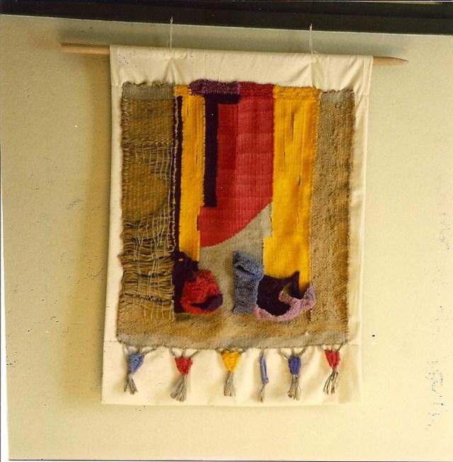 Joanna De Jonge tapestry, 1980s