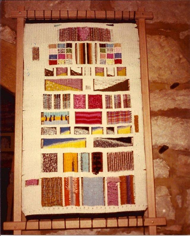 Joanna De Jonge's tapestry, 1980s