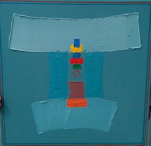 Jon De Jonge's painting