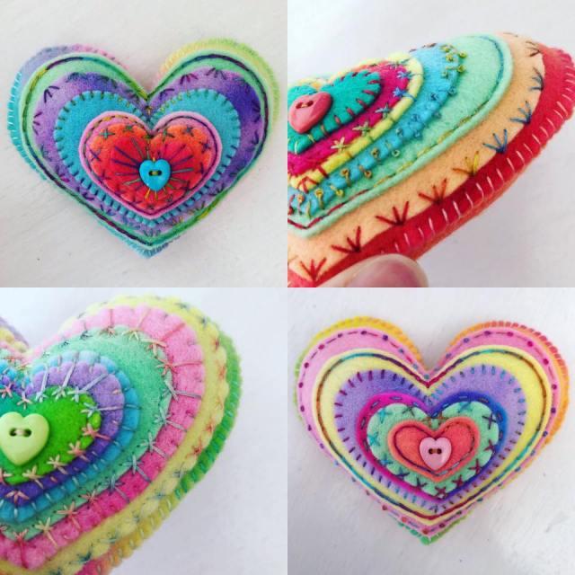 Sarah De Jonge's hearts