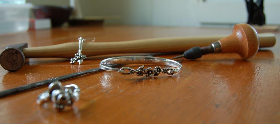 Emma De Jonge's jewellery